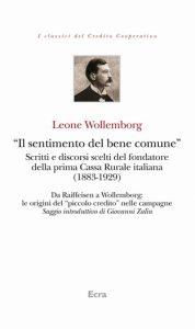 LEONE WOLLEMBORG IL SENTIMENTO DEL BENE COMUNE